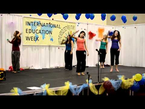United States heritage dance