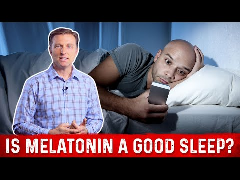 Is Melatonin a Good Sleep Remedy?