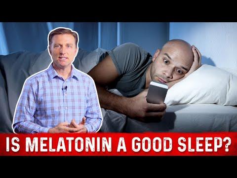 Is Melatonin a Good Sleep Remedy?