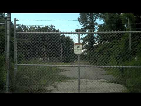 Abandoned Air Force Base: Emory Rd Boundary, Myrtle Beach AFB