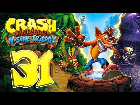 Let's Play Crash Bandicoot N. Sane Trilogy [Crash 3] (Part 31): Relikt-Ramasuri!