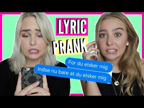 PRANKER IDAS KÆRESTE | Julia Sofia ♡