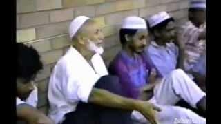 Pre-Khutbah talk at University of Natal - Sheikh Ahmed Deedat