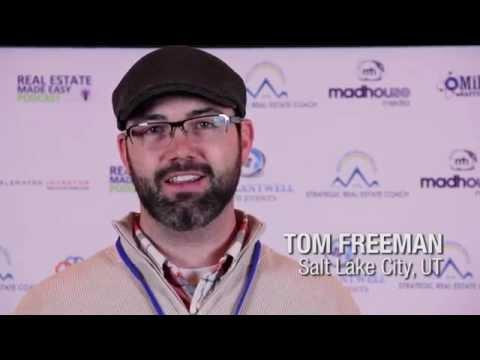 Flip & Fund Summit Testimonial - Tom Freeman