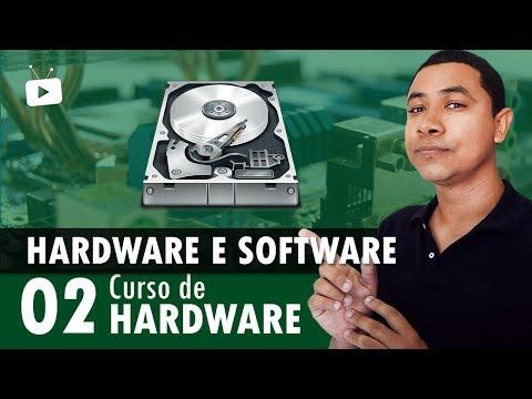 Curso de Hardware #2 - O que é Hardware, Software Básico e Aplicativo