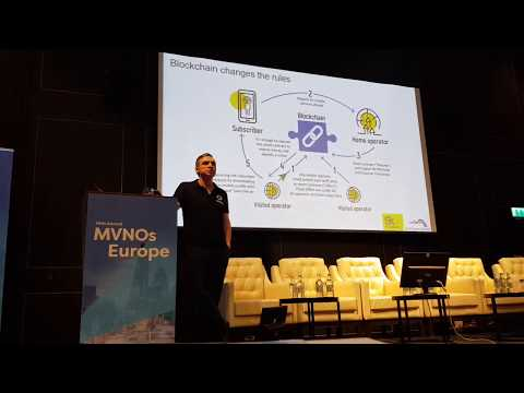 MVNOs Europe Congress: Blockchain in Telecom presentation