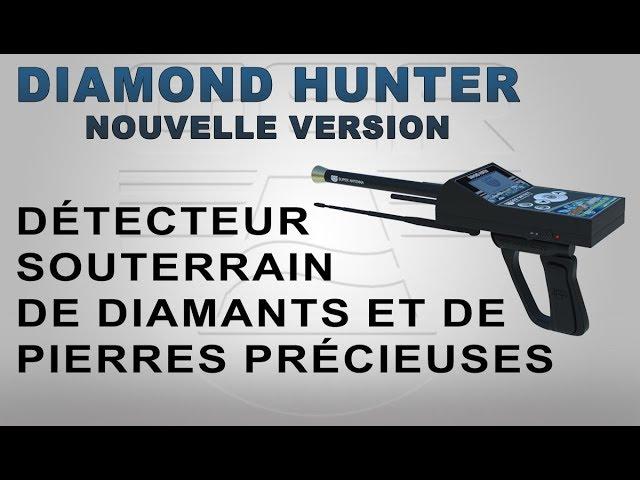 diamond hunter nouvelle