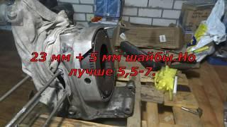 Двигатель 750 сс(ч.15)Стартер ваз 2110 и кпп с зх.ВЫПУСК ПЕРВЫЙ.