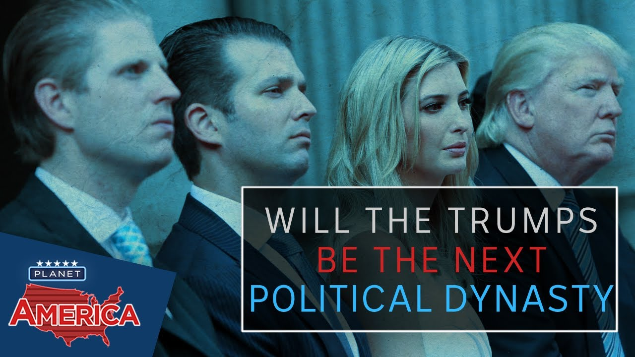 Download White House dynasties: Will the Trumps be America's next political family? | Planet America