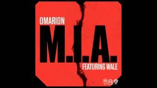 Omarion - M.I.A. ft. Wale (Instrumental)