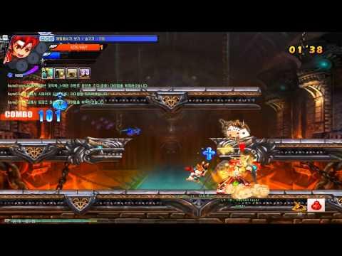 [KGC] Jin's Fighter and Asura 4th Bar Dungeon Run  