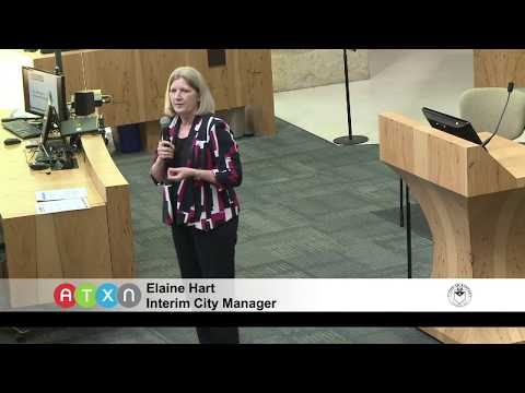 City Manager's Strategic Planning Kick-off 5/25/17