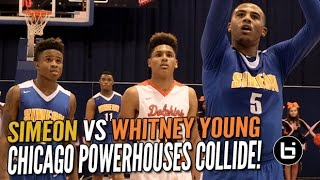 Simeon vs Whitney Young: Chicago Public League Powerhouses Collide!