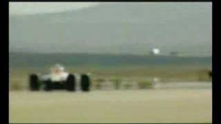 Top Speed World record with a Formula 1 F1 Bar Honda - 413 k