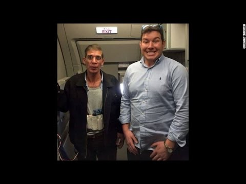 Ben Innes Takes Selfie With Suicide Bomber Seif al-Din Mohamed Mostafa On Egypt Air