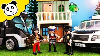 Playmobil Polizei - Undercover Toni - Playmobil Film