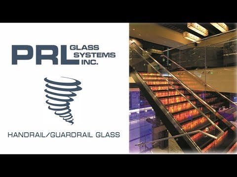 Handrail And Guardrail Glass. Shop Vast Sizes & Thicknesses At PRL Glass & Aluminum!