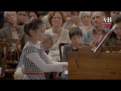 All of Bach – Invention No. 13 in A minor (BWV 784) - Anna Kuvshinov