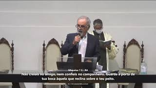 Culto Vespertino | 22/Nov/2020