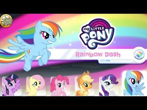 My Little Pony Rainbow Runners - Epic Color Rush #29 | Play W/RAINBOW DASH!