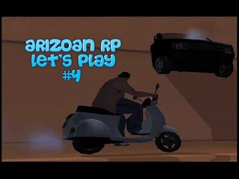 [SAMP] Let's Play -  Новый способ заработка #4 [Arizona RP Chandler]