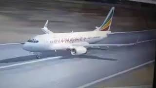 Voilà comment s'est produit le crash de l'avion ETHIOPIAN AIR LINES