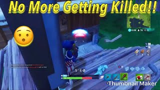 Fortnite how to know where your getting shot from (Tip)
