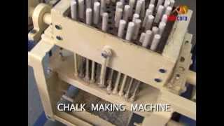 Chalk Making Machine- Portuguese