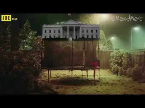 John Lewis Christmas Advert - Donald Trump and Hillary Clinton (JOE.ie Remix) via Viral Leak