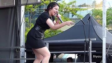 SIP SIP   Jasmine Sandlas LIVE @ 5X Block Party 2018   Surrey Central City Plaza
