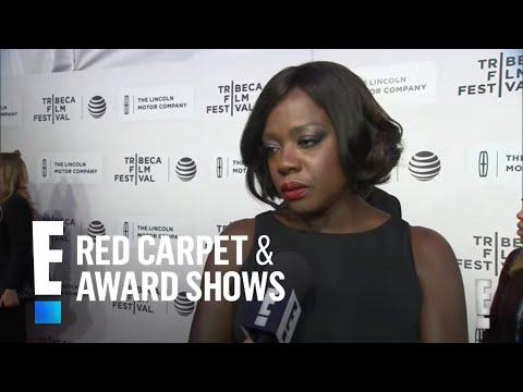 Viola Davis Didn't Get Any Crazy Gifts From Jared Leto? | E! Live from the Red Carpet