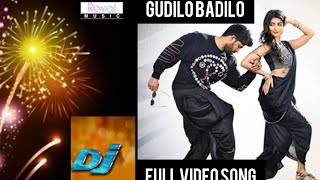 DJ Tamil Movie Gudilo Badilo Full Video Song|Allu Arjun,Pooja hegde