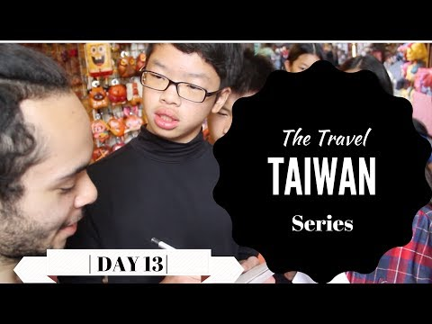 The Journey to Jiufen 九份 & Shifen 十分 (Travel Taiwan 🇹🇼 Series Day 13)