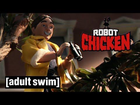 Robot Chicken   Harriet The Spy All Grown Up   Adult Swim UK 🇬🇧