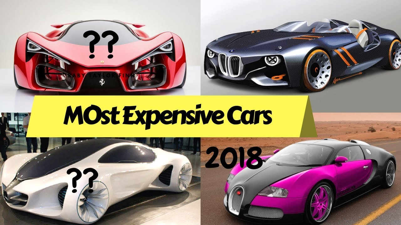10 Most Expensive Car In The World 2018 Best Luxury Cars Fastest