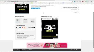 Monetizing Internet Radio with Shoutcast | setting up your payment information