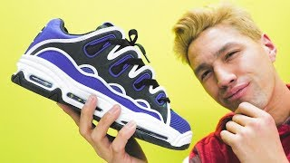 "I bought the ""UGLIEST"" skate shoes of all time 