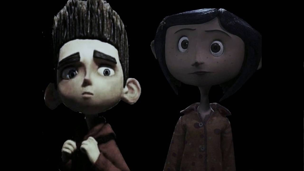 Norman And Coraline Kiss: Firework- Norman And Coraline