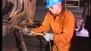 Independent Machine Company - Iron Horse Portable Wheel Lathe
