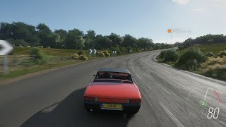 Forza Horizon 4 - 1970 Porsche 914/6 Gameplay [4K]