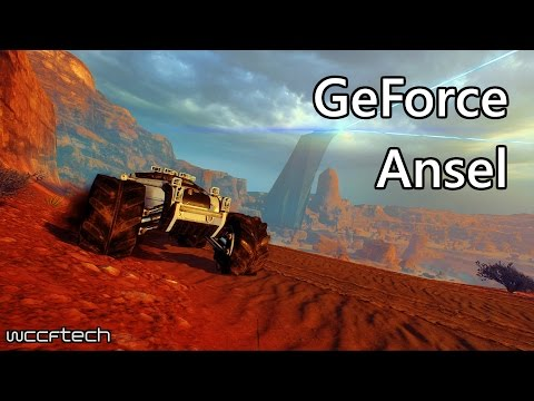 NVIDIA GeForce Ansel Guide with Mass Effect Andromeda