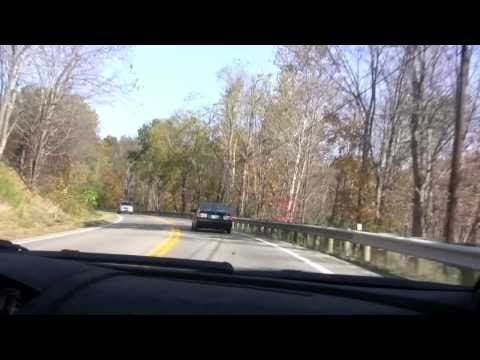 ATTACK MODE!! Flying on Backroads in Lambo!