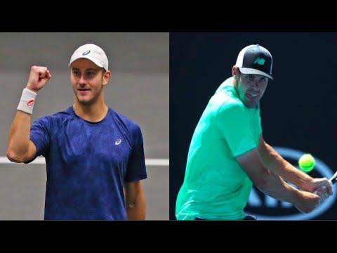 New York Open | Opelka vs Schnur - Highlights