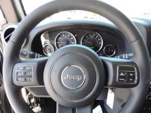 Randall Noe Terrell >> 2014 Jeep Wrangler Unlimited 4WD 4dr Rubicon SECURITY SYSTEM TRACTION CONTROL - YouTube