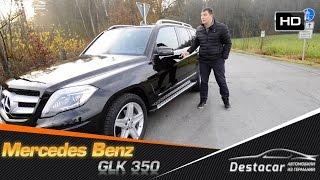 Осмотр и покупка Mercedes Benz GLK 350 CDI в Германии