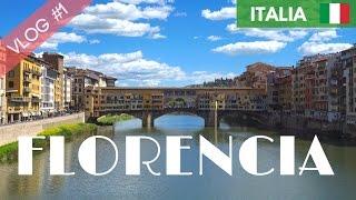¡Llegamos a Florencia! - VLOG #1 - TOSCANA (ITALIA)