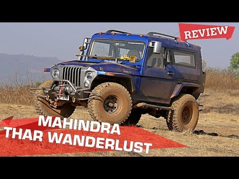 Mahindra Thar Price, Images, Mileage, Colours, Review in