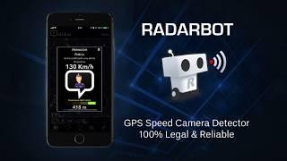 Radarbot. Free Speed Camera Detector