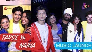 Tarse Ye Naina | Avneet Kaur and Rohan Mehra's Romantic Music | Telly Chaska