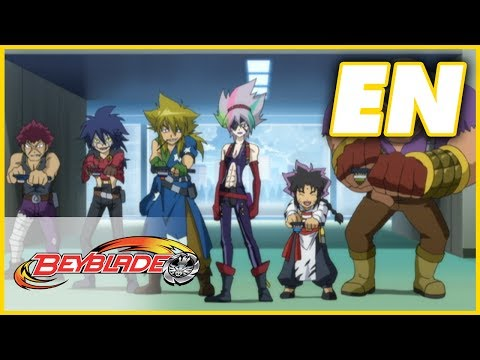 Beyblade Shogun Steel: The Legend and the Evil Combine - Ep.162 (HD) thumbnail